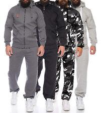 Finchman Finchsuit 1 Herren Jogging Anzug Trainingsanzug Sportanzug Camouflage