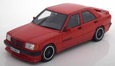 1:18 Otto Mercedes Brabus 190E 3.6S W201 red
