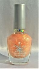 RARE COVERGIRL Boundless Color PINK TWINKLE Glitter Nail Sparkle Top Coat & GIFT