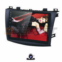 For 2010-2013 Mazda 3 9'' Android 9.0 Car Radio Stereo Navi GPS Canbus BT Cam