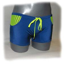 WJ - Bañador calzón azul - XL - Extra Cálido - (503)