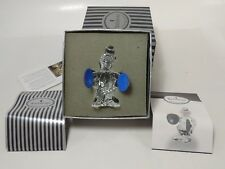1997 Waterford Crystal Jewels Clown with Cymbals Merry Music Collection