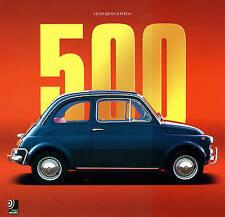500  Cinquecento : The Fiat 500 Story by Edel Germany GmbH (Mixed media...
