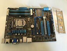 Motherboard and CPU - Asus P8Z77-V LK LGA 1155 + Intel i5-3570k 3.4ghz Quad Core