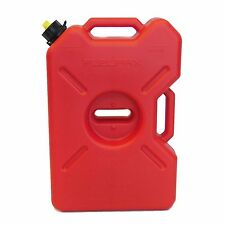 5 Gallon Gas Can Metal Jerry Gasoline Container Tank Emergency Backup Diesel New
