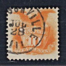 #116 F-VF Used w/cert. SCV. $110 (JH 5/22)