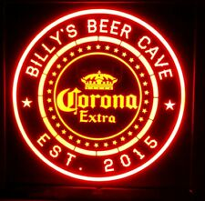 Corona Extra Beer Led Sign Personalized