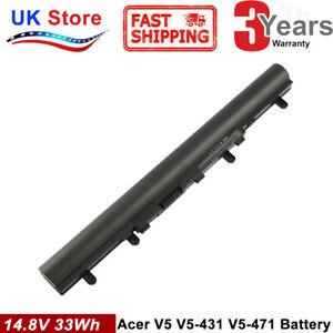 Laptop Battery for ACER Aspire V5 V5-131 V5-431 V5-471 V5-531 V5-571 AL12A32 CL