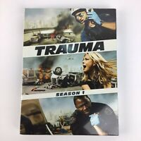 New Sealed NBC's Trauma Season 1 (DVD, 2010, 4-Disc Set) 12 Hours Of Video.