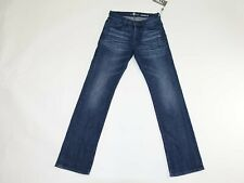 7 for All Mankind Men's Standard Straight Leg Jeans Size 28 X 33 Button Fly