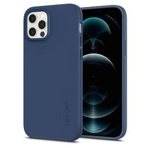 iPhone 12 Mini 12 /12 Pro 12 Pro Max Case | Spigen [ Thin Fit ] Slim Cover