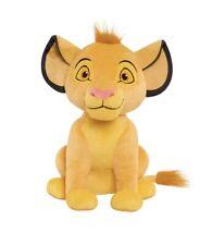 """Lion King Simba Plush Stuffed Animal Toy Kids Soft Doll 13"""" Tall New"""