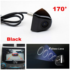 170° Reverse Parking Back Up Car Front View Camera HD Night Vision 12V Universal