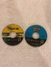 Nintendo Gamecube Game Lot - The Simpsons Hit & Run + Road Rage  FREE SHIPPING