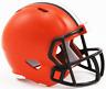 CLEVELAND BROWNS NFL Riddell Speed POCKET PRO Mini Football Helmet