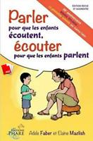 Parler pour que les enfants écoutent (EBOOK/PDF)