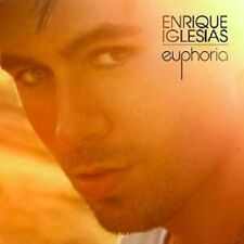 "ENRIQUE IGLESIAS ""EUPHORIA"" CD NEW+"