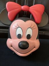 Minnie Mouse Lunch Box Vintage Aladdin With Thermos Unused