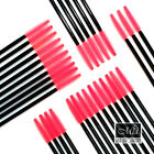 Disposable Mascara Wand Tapered Silicone Pink Eyelash Extension