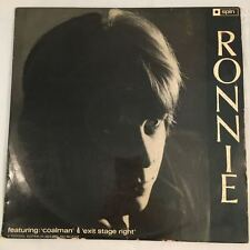 "RONNIE BURNS - Ronnie 12"" Vintage Vinyl LP Record Australia 1967 (Bee Gees) Mono"