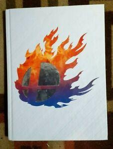 Super Smash Bros WII U/3DS Prima Hardback Official Strategy Guide