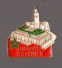 Pin's religion / Mosquée Hassan 2 (Casablanca)