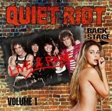 Quiet Riot - Live and RARE Vol.1 CD Cleopatra