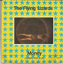 FLYING LIZARDS Money FRENCH SINGLE VIRGIN 1979