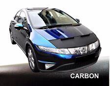 Haubenbra für Honda Civic 8 Car Bra Steinschlagschutz Tuning & Styling CARBON