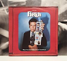 CHEVY CHASE FLETCH - SOUNDTRACK OST LP EX-/NM ITALY 1985 MCA 25 2332-1