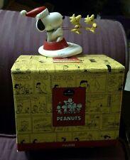 Hallmark Peanuts Gallery Figure - Jolly Holidays Snoopy & Woodstock Sleigh