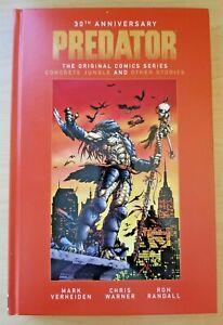 Predator: Original Comics Series: Concrete Jungle & Other (Dark Horse hardcover)
