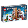 LEGO 10267 CREATOR Gingerbread House 1477 Pcs + Tracking number