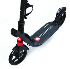 Christmas Scooter Commuter Big Wheel Suspension Adult Kids Gifts Present Black