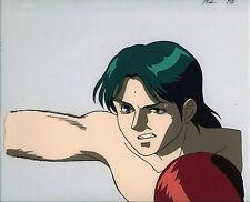 Tekkaman Blade Anime Cel Douga Set Shinya Cain Animation Art Teknoman