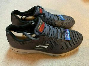 Skechers Burst 2.0 men's trainers   grey   size 6.5   new