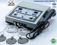 Ultrasound Therapy & Electrotherapy physical Pain Relief Therapy Combination