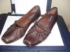 Ladies Pikolinos Mary Jane Leather Shoes. EU 38 UK 5. In Good Condition.