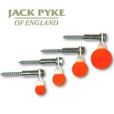 Jack Pyke Mini Spinner Blanco 4 Pack Exterior TIRO Rifle aire BB pistola