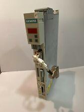 """Siemens Masterdrives DC/AC Drive  6SE7012-OTP50-Z  """" TOP Zustand """""""