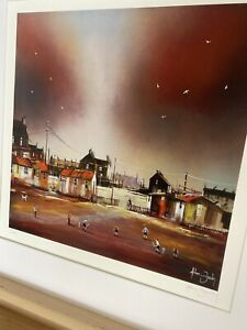 Adam Barsby Signed Limited Edition Print