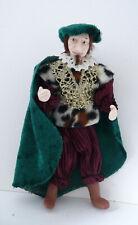Dolls House Miniature Tudor man 1-12TH Scale