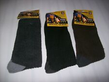 LOT 3 PAIRES CHAUSSETTES HOMME WORK