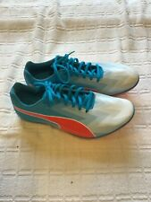 Puma evo speed UK4 sprint  Running Spikes Excellent condition