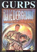 GURPS-volver a nacer-aventuras en los mundos del espacio exterior-juego de roles-RPG-Rare