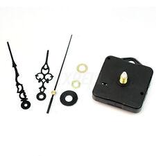 Quartz Wall Clock Movement Mechanism DIY Repair Parts Sets Spindle + Long Hands