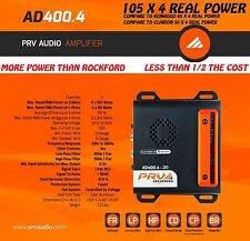 96-2013 HARLEY DAVIDSON MOTORCYCLE AMPLIFIER TRUE 420 WATT RADIO STEREO ADAPTER