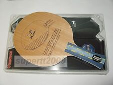 Yasaka Synergy 11-ply FL Table Tennis Ping Pong Blade Racket Paddle Bat