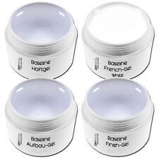 Productos de gel sin marca para uñas