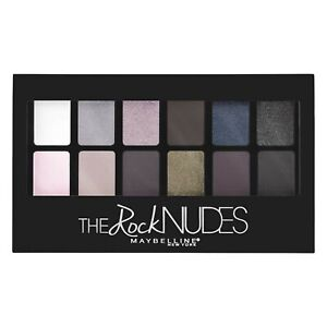 Maybelline The Rock Nudes Palette - New